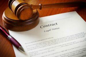 Письменный юридический перевод