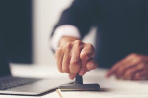 Перевод документов с процедурой нотариального заверения